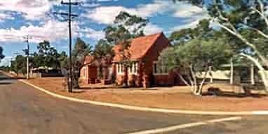 St Christopher, Perenjori