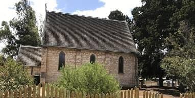 St Luke, Gingin