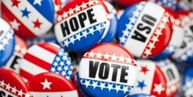 Prayers for the USA election