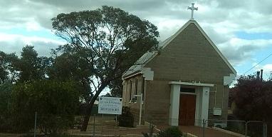 St Barnabas, Dowerin