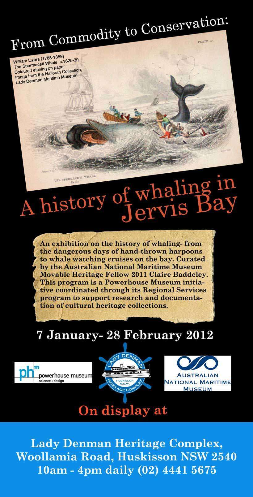 History of whaling in Jervis Bay