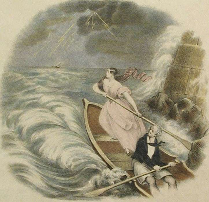 Image of Grace Darling on sheet music
