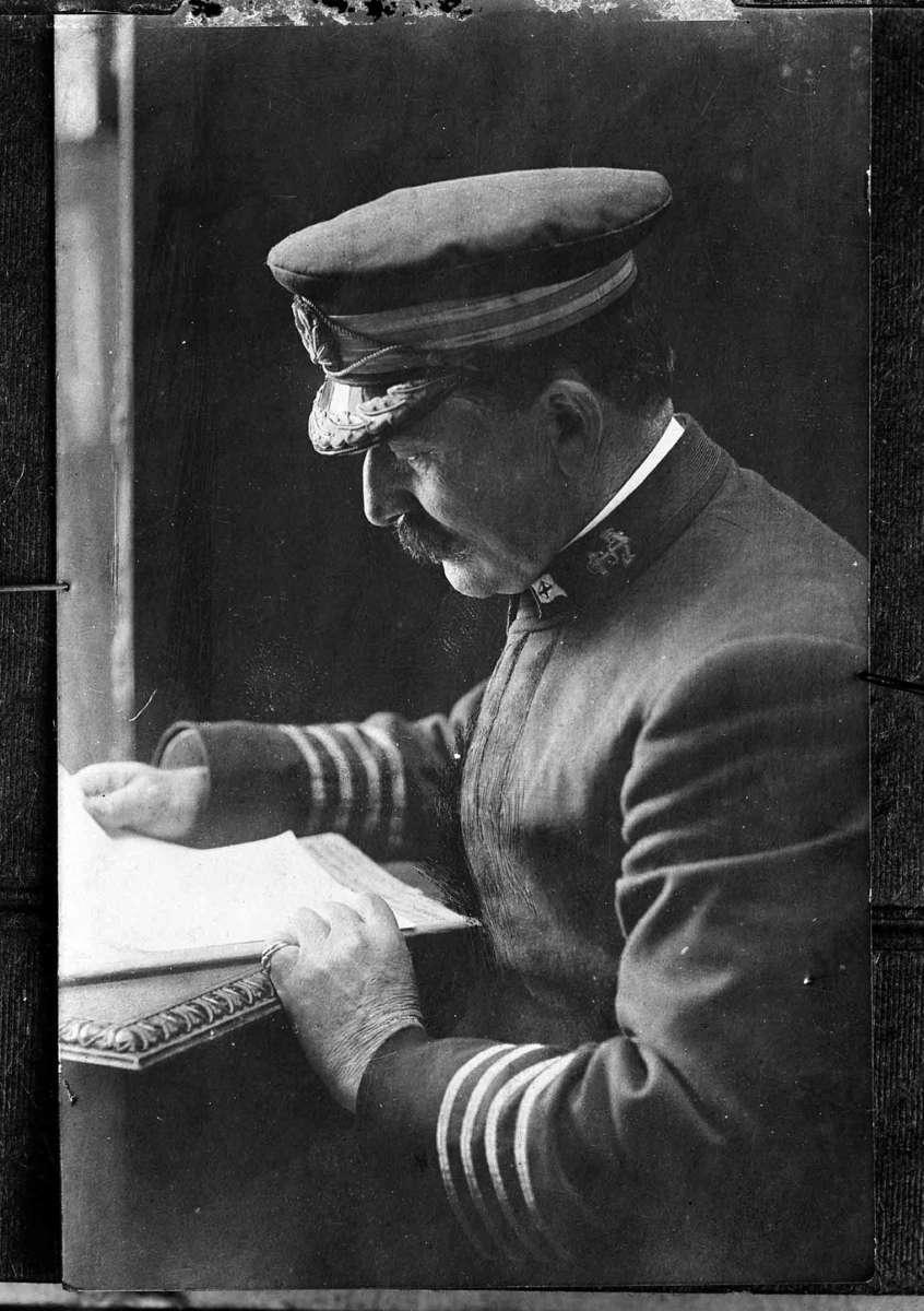 Portrait of Captain Edward Robert Sterling