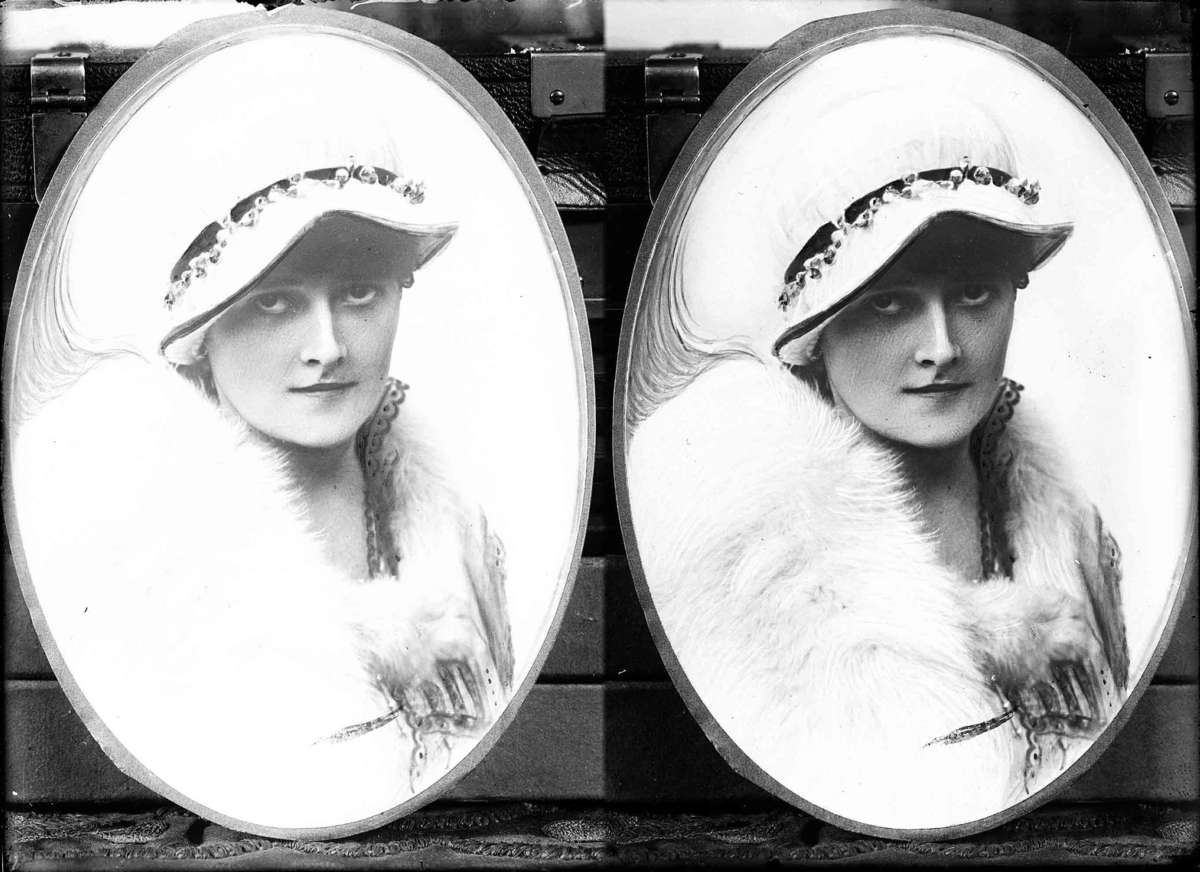 Portrait of Ethel May Sterling