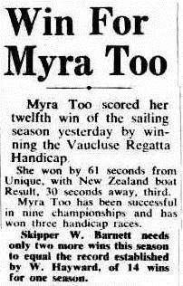 The Sunday Herald, 11 February 1951, p 13