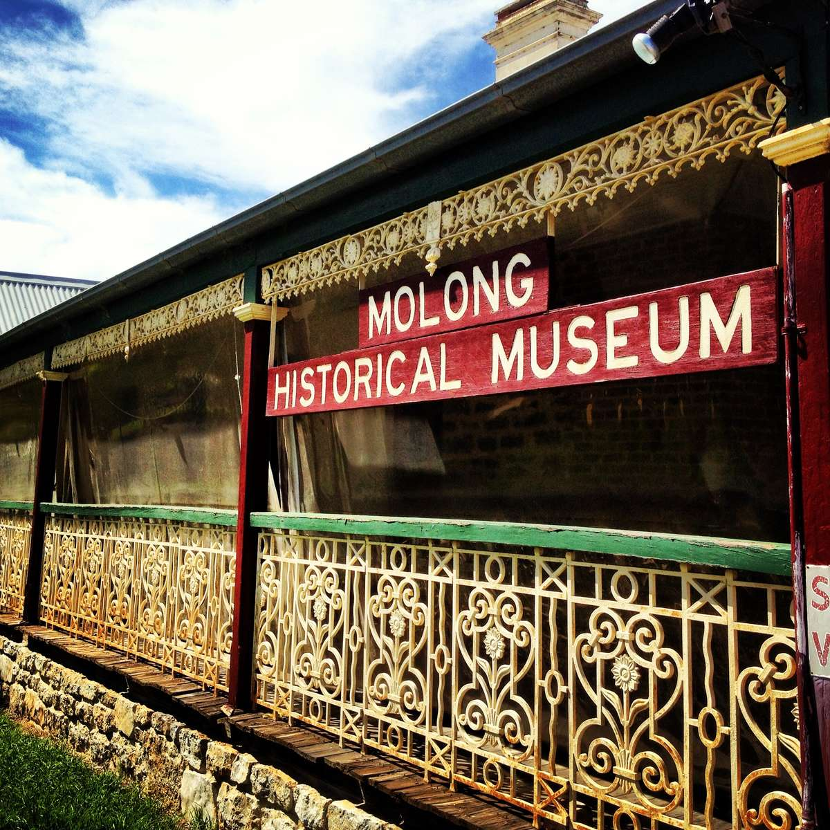 Molong Historical Museum, Molong, NSW. ANMM photo 2013