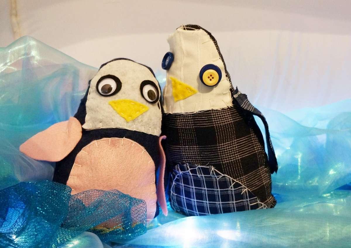 penguin softies