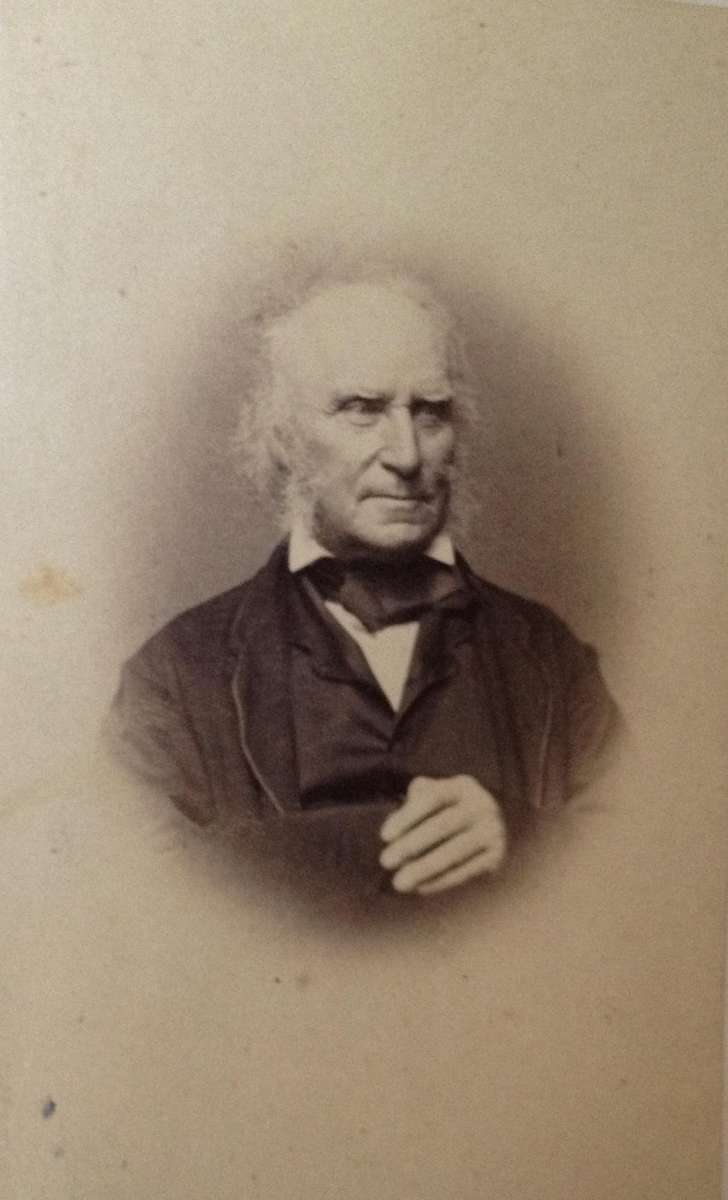Watson Augustus Steel. Courtesy Mitchell Library, State Library of NSW - item MLMSS 1218/2/122