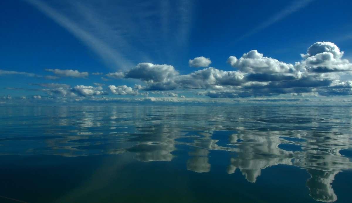 Near Cape Dalhousie in the Northwest Passage Reproduced courtesy of Alex Whitworth
