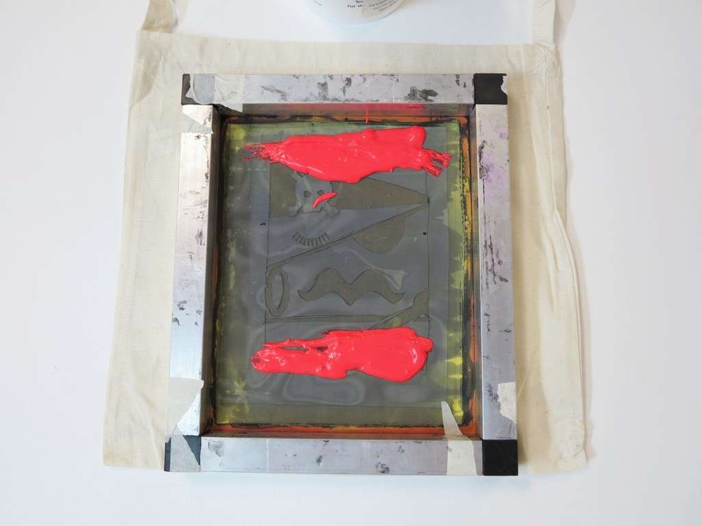 screenprinting  four