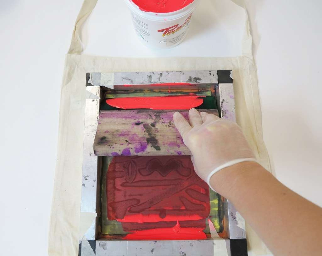 screenprinting five