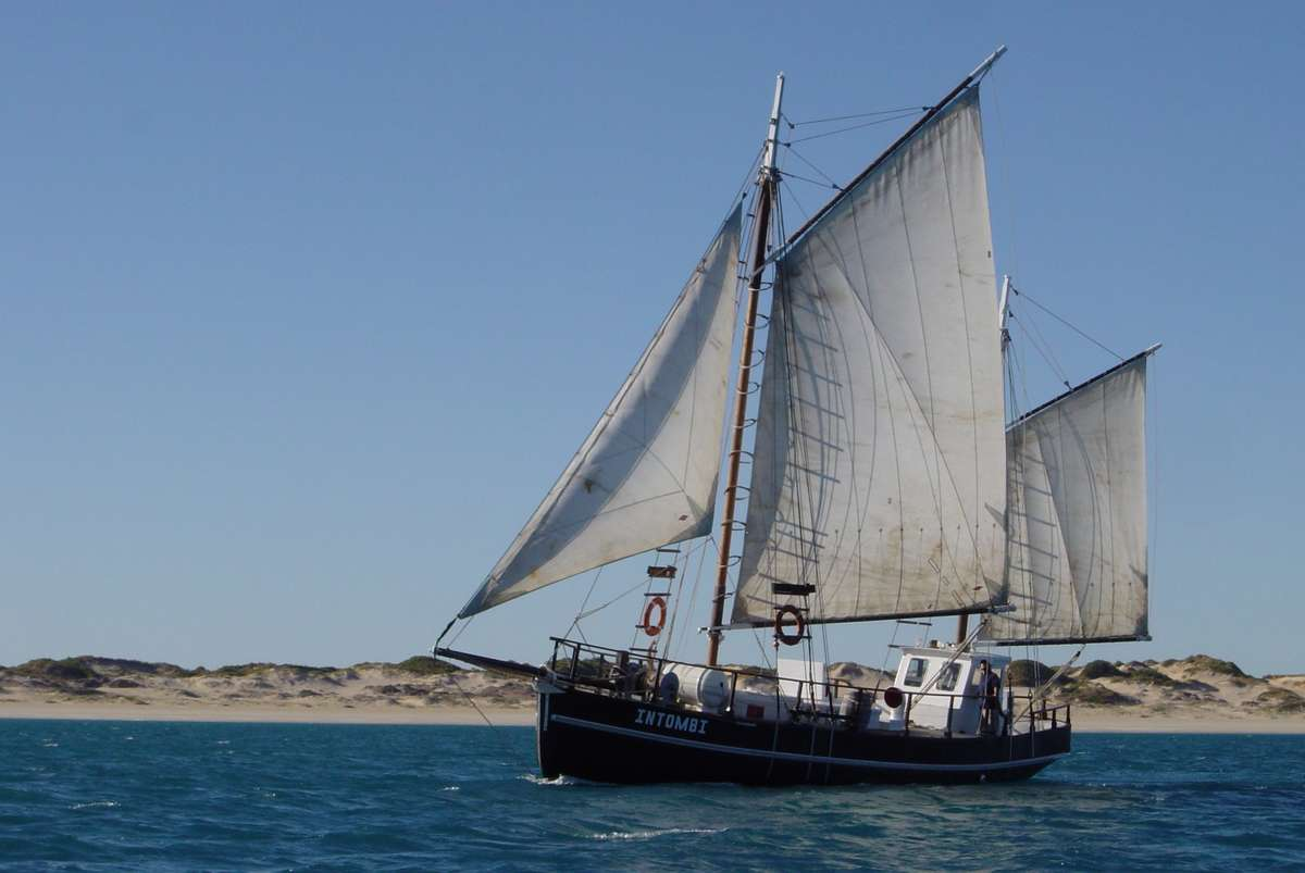 Intombi off Cable Beach 2009