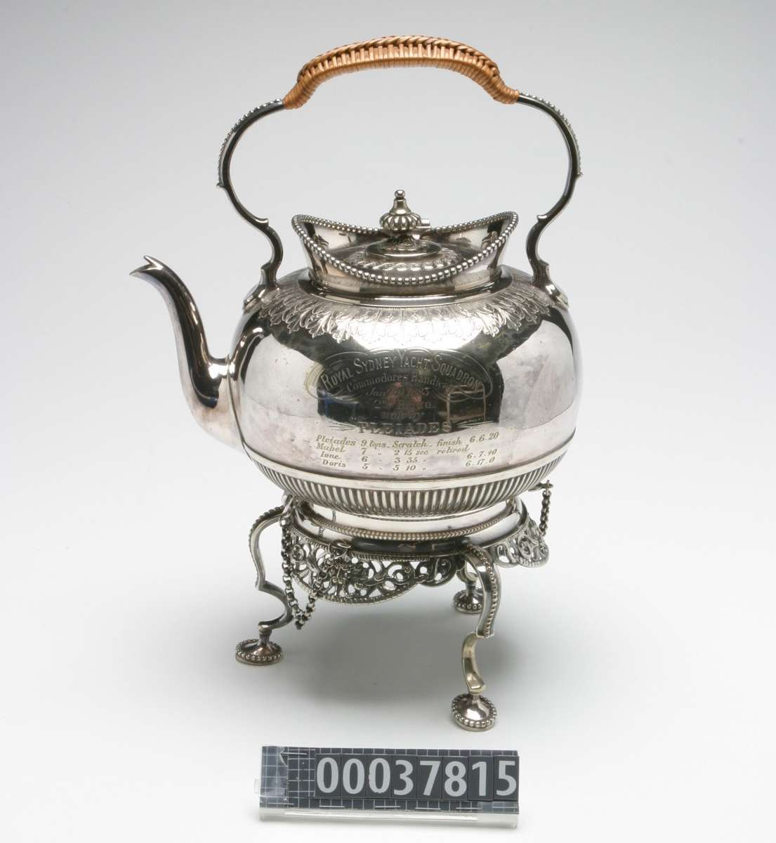 Late-19th-century trophy.