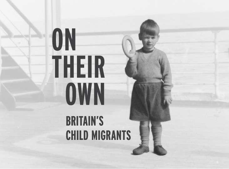 On their own - Britain