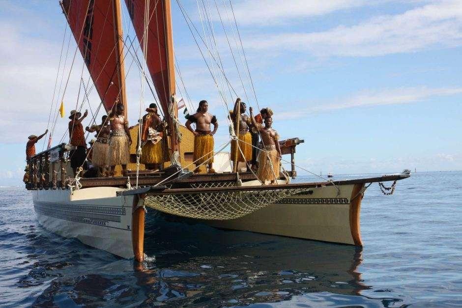 Vaka Uto Ni Yalo from Fiji