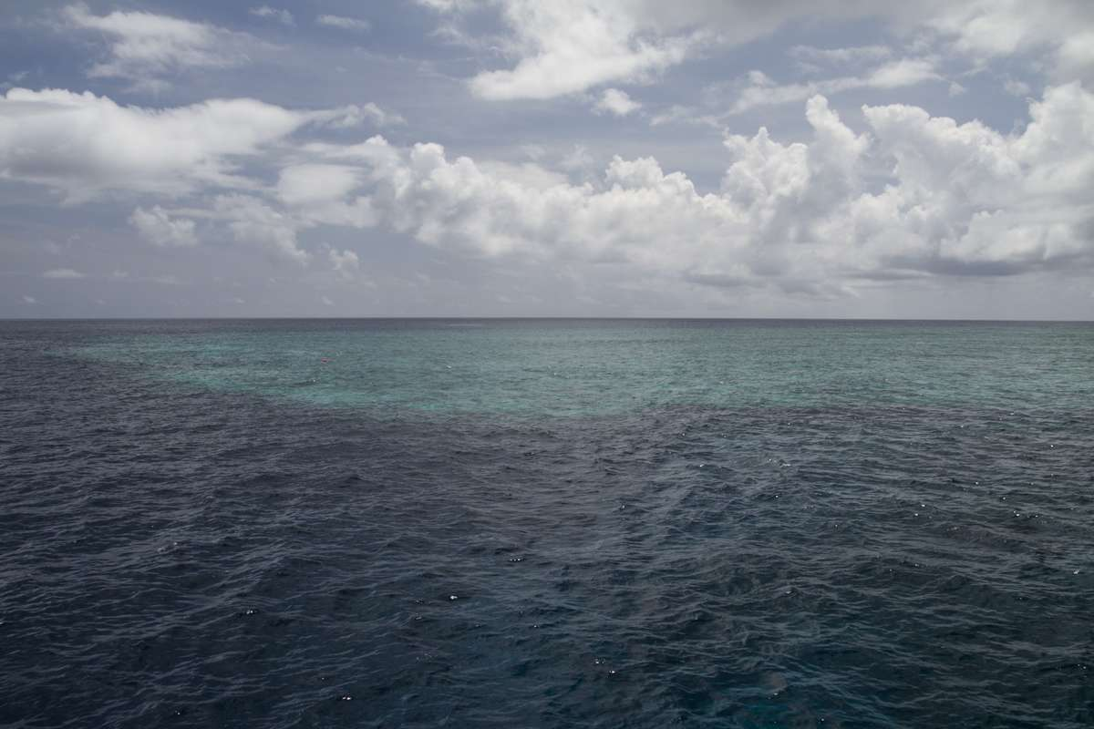 Photograph of Ashmore REef