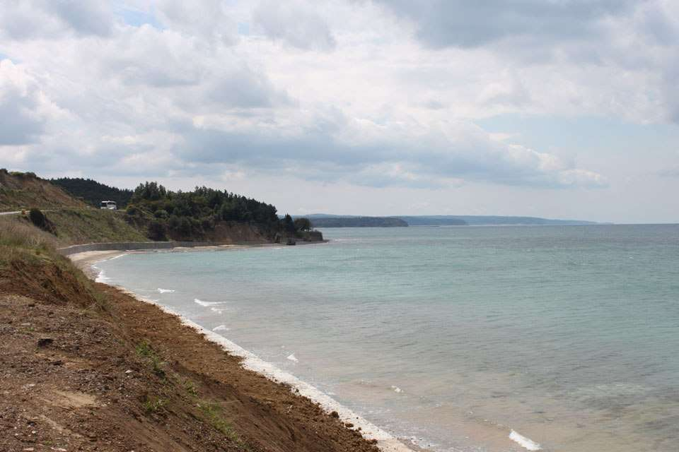 Anzac Cove, 21 April 2015