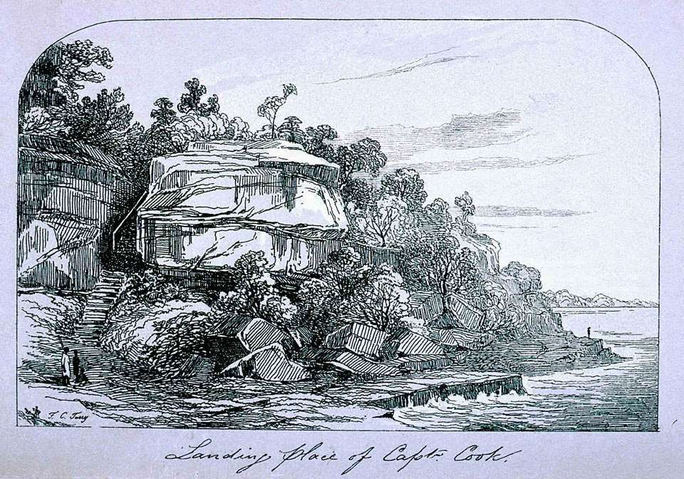 Image of Captain Cook