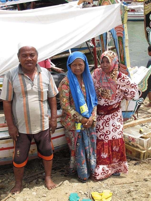 Family at Madura
