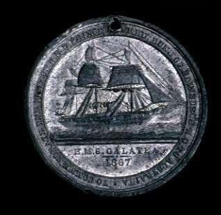 Commemorative medal for the Duke of Edinburgh
