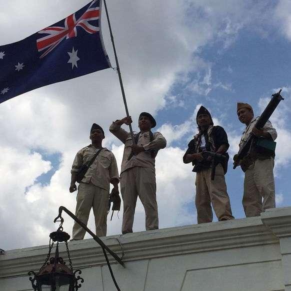 Reenactors-flag