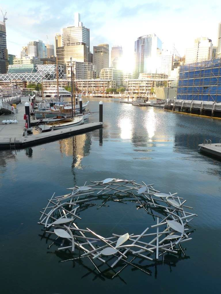 '… the ocean bed their tomb' at the Australian National Maritime Museum