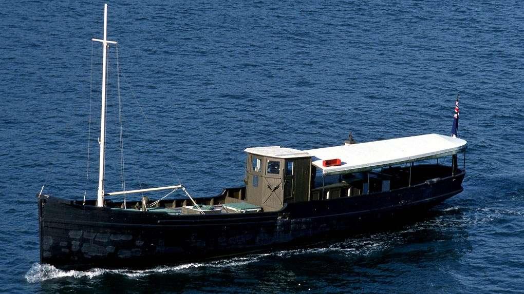 Fishing vessel MV Krait