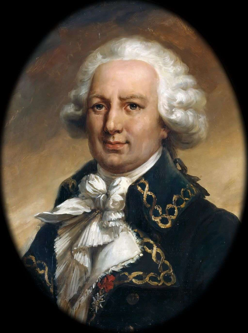 Louis-Antoine de Bougainville, the expedition leader who would become an unlikely ally to Jeanne
