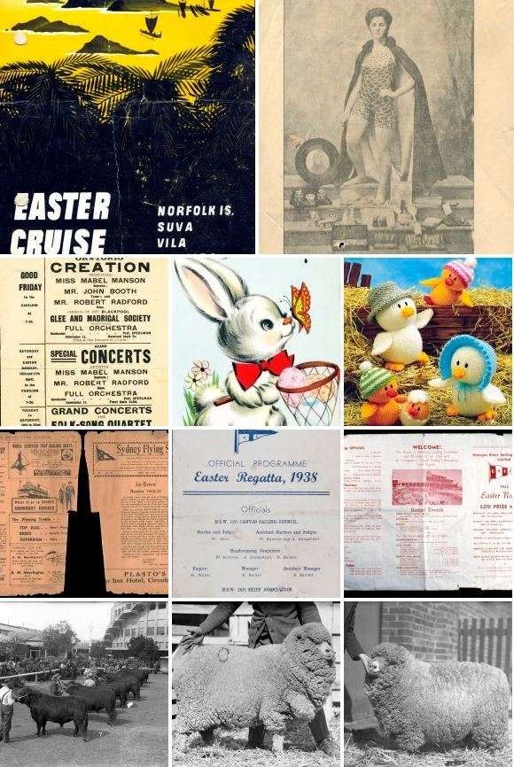 Easter in our collection