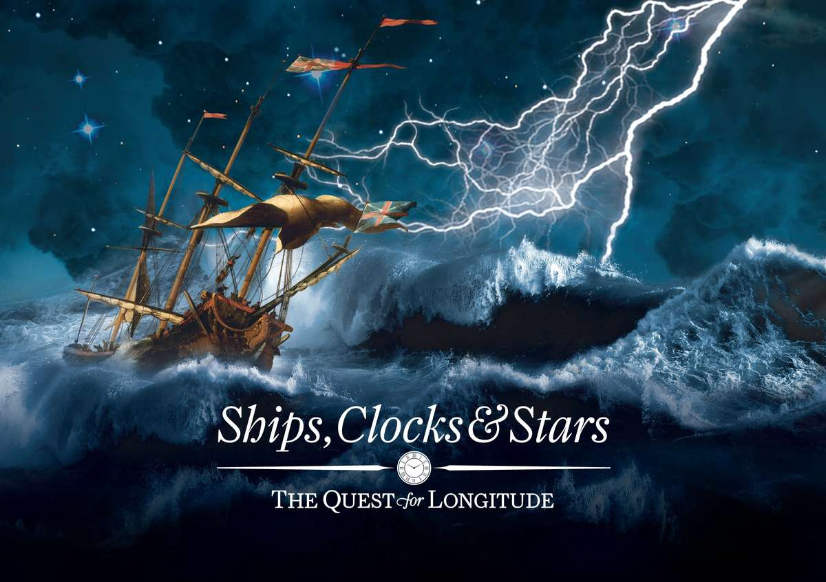 Ships, Clocks and Stars.