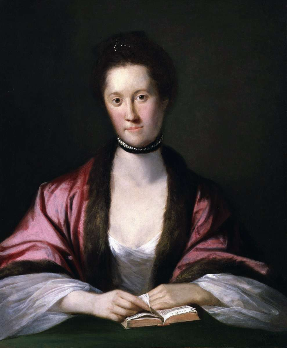 Portrait of Anna Seward – the 'Swan of Litchfield' by Tilly Kettle (source – Wikimedia)