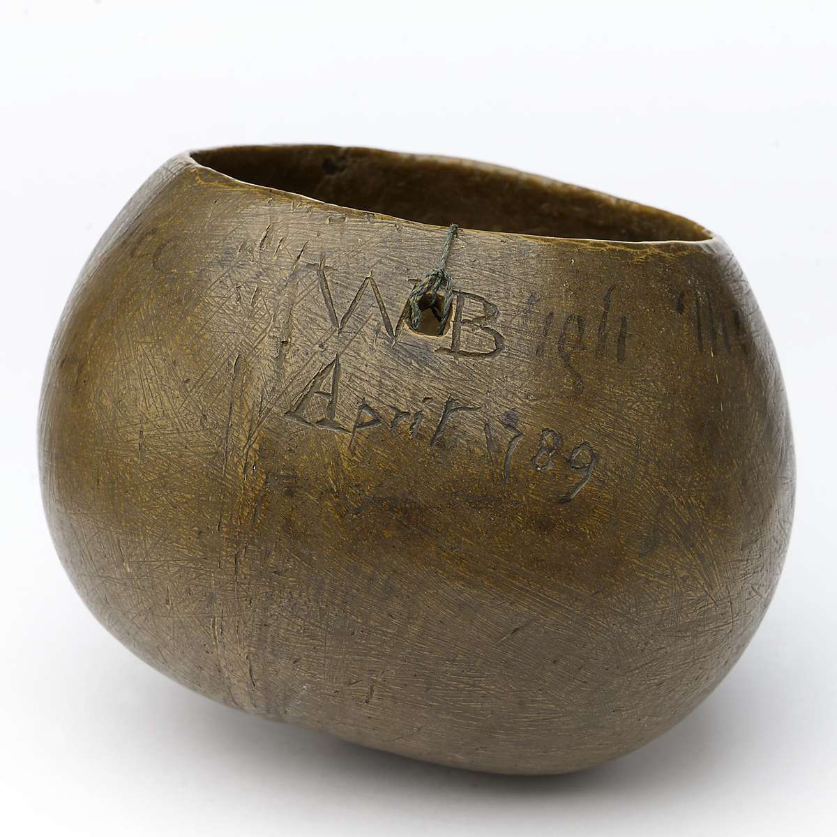 Bligh Coconut Bowl -®National Maritime Museum, London