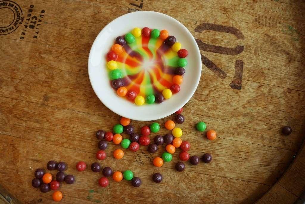 Rainbow puddles. Image: Annalice Creighton / ANMM.