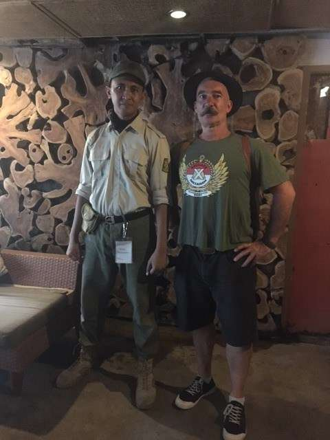 Historical reenactments of the independence struggle are growing in popularity across Indonesia