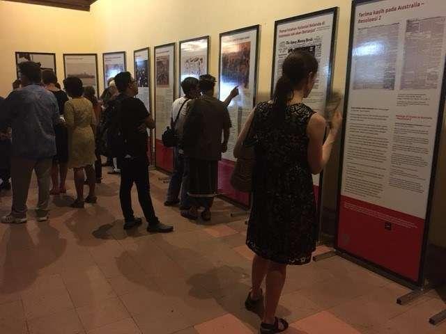 Viewing the Black Armada exhibition