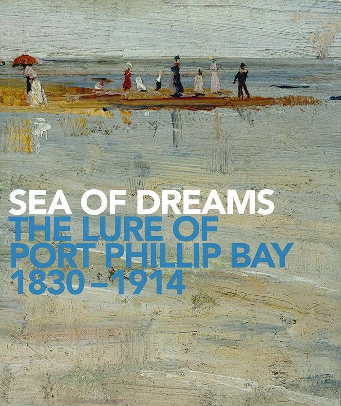 The 2013 winner of the Australian Community Maritime History Prize, Sea of Dreams by Mornington Peninsula Art Gallery.