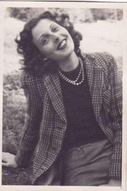 Margit Margit Ronai (nee Kovacs). Image: Michael Ronai.