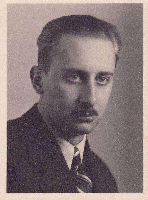 Otto Ronai. Image: Michael Ronai.