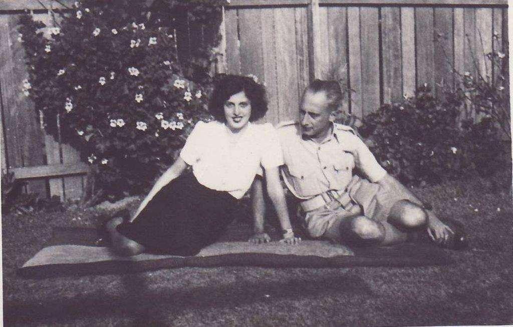 Otto and Margit. Image: Michael Ronai.