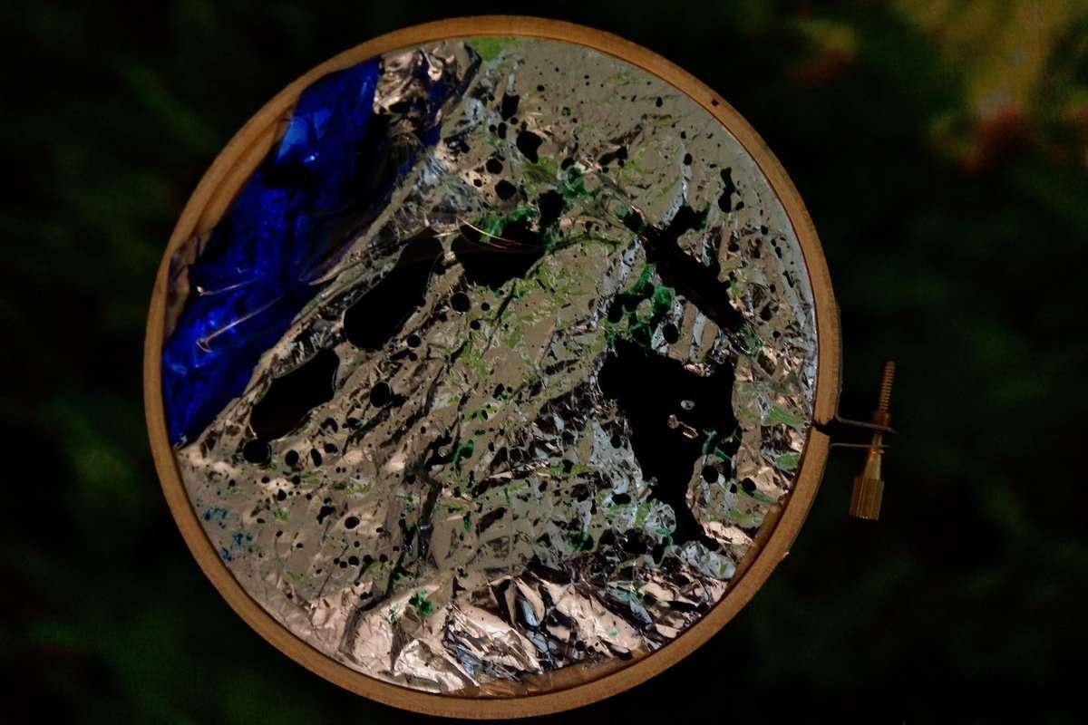 The squishy hoop. Image: Annalice Creighton / ANMM.