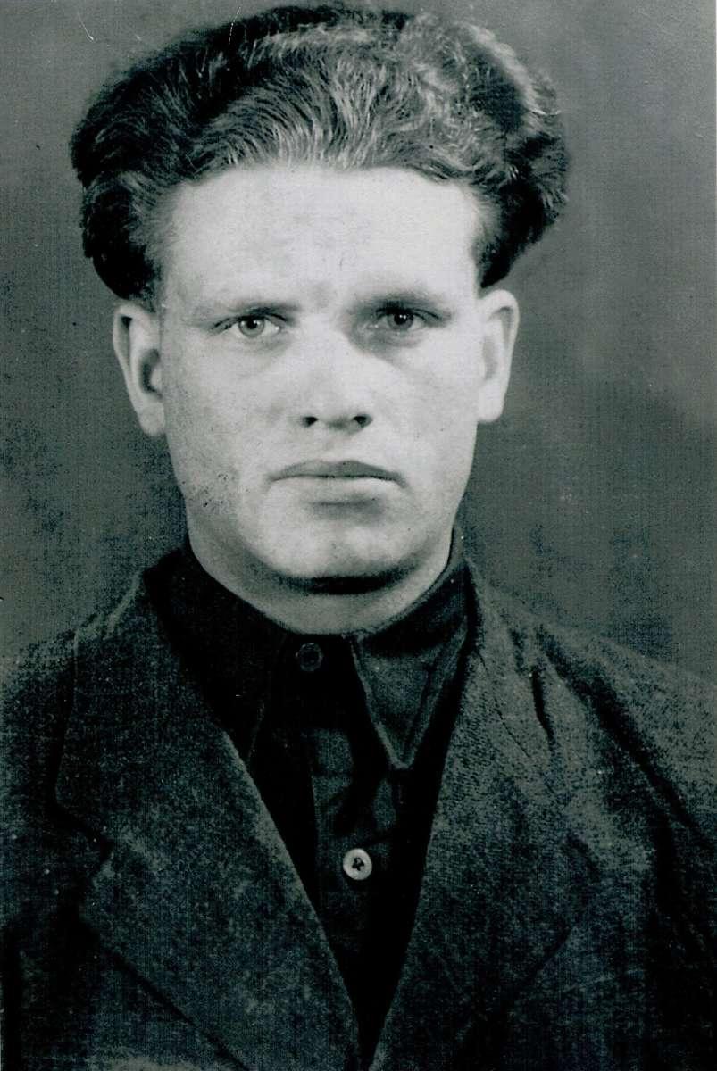 Serhij Hladun, in 1950. Image: Hladun family.