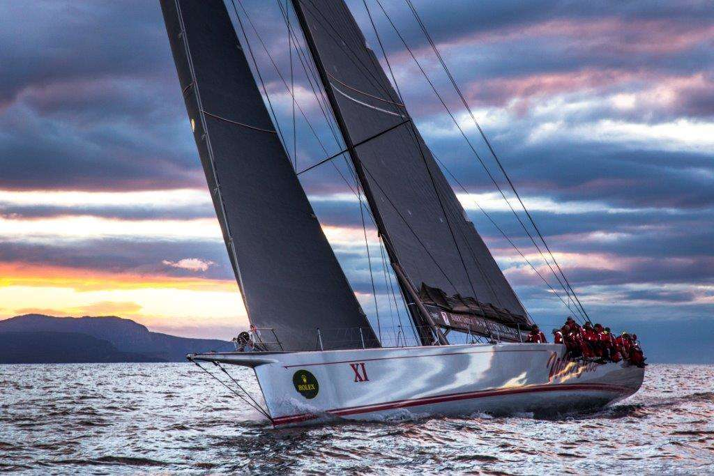 Wild Oats XI. Image: Rolex - Daniel Forster.