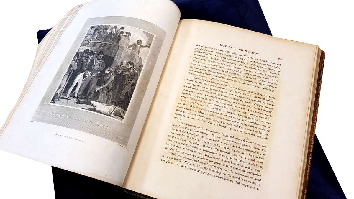 A recent donation to the Vaughan Evans Library yielded a mysterious tale from history. Image: Kate Pentecost/ANMM.