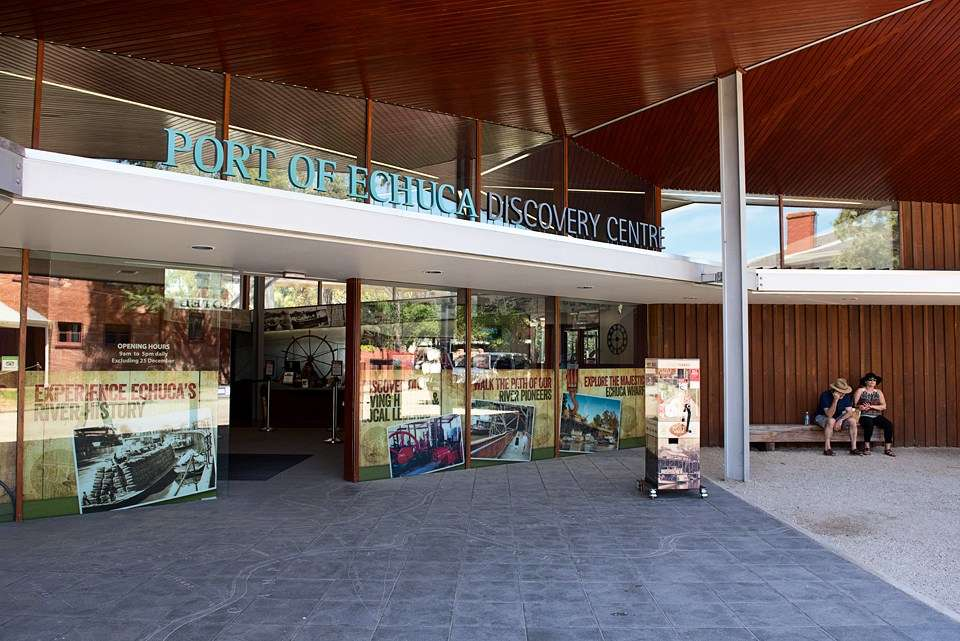 Lauren Dolan, Retail and Functions Officer at the Port of Echuca Discovery Centre, will undertake a MMAPSS internship at the Australian National Maritime Museum. Image: Port of Echuca Discovery Centre.