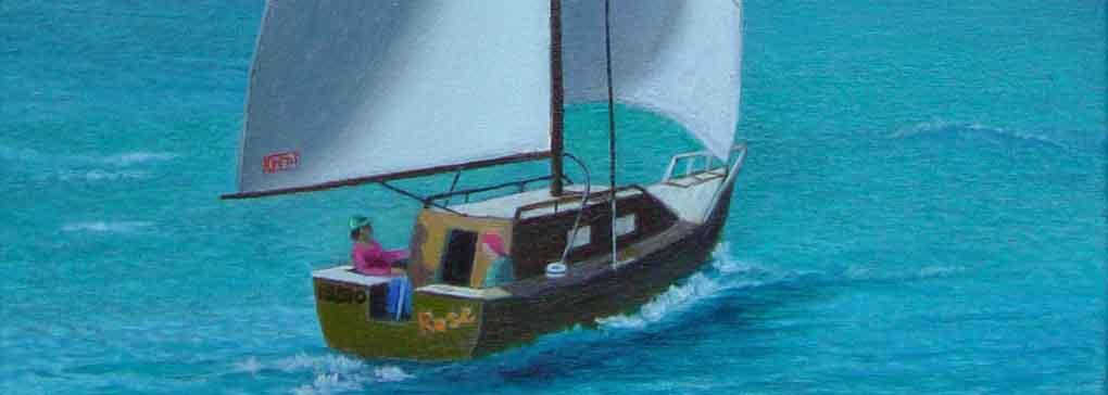 Gone Sailing