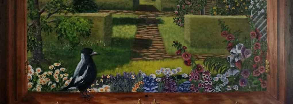 Magpie Garden
