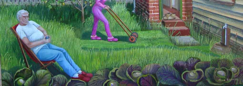 Man, the Gardener