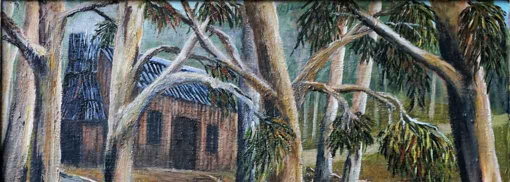Mountain Cabin Hideaway