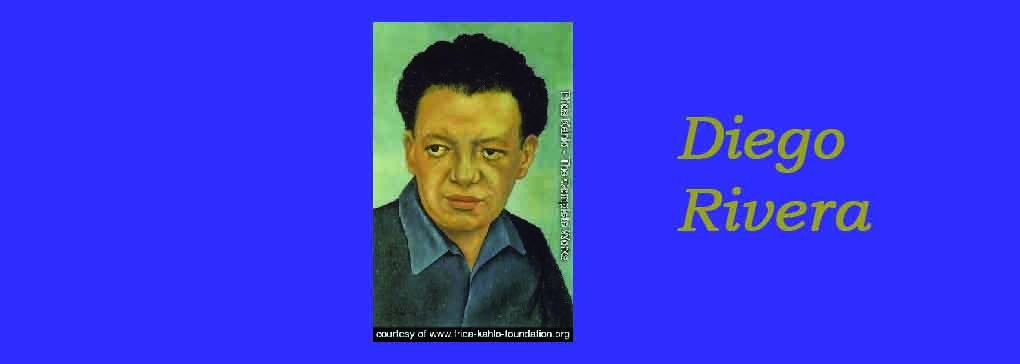 Diego Rivera Painter