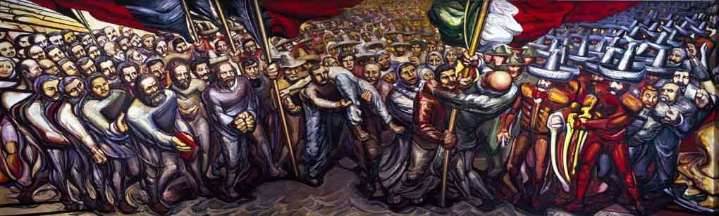 Mexican Muralism Movement